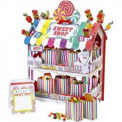 Candy bar arlequin