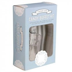 Kit Candy bar complet