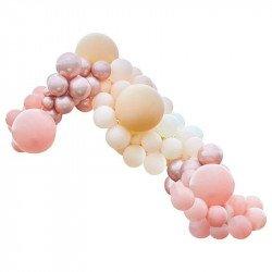 """Guirlande de ballons """"Bubble Gum"""""""