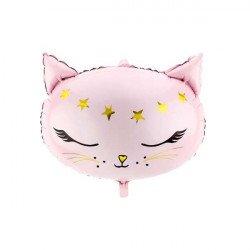 Ballon mylar Chat - 48 cm