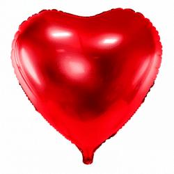 Ballon Mylar Coeur - 61 cm