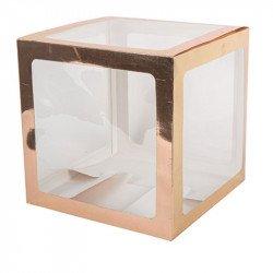 Cubes à ballons (x4)