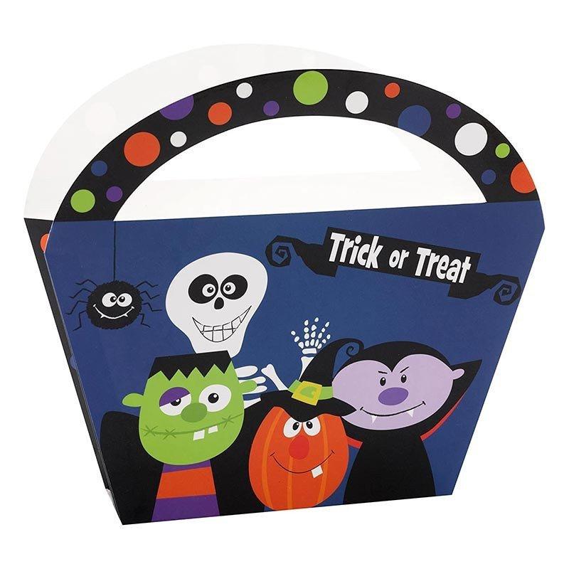 Sacs à bonbons Halloween (x4)