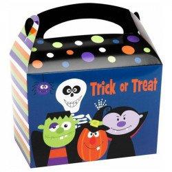 Boîtes à gâteaux Halloween -8 unités