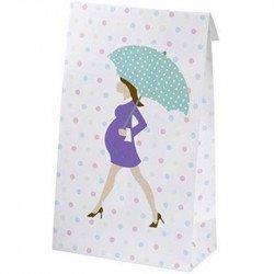 Sachets Cadeaux Baby Shower (x5)