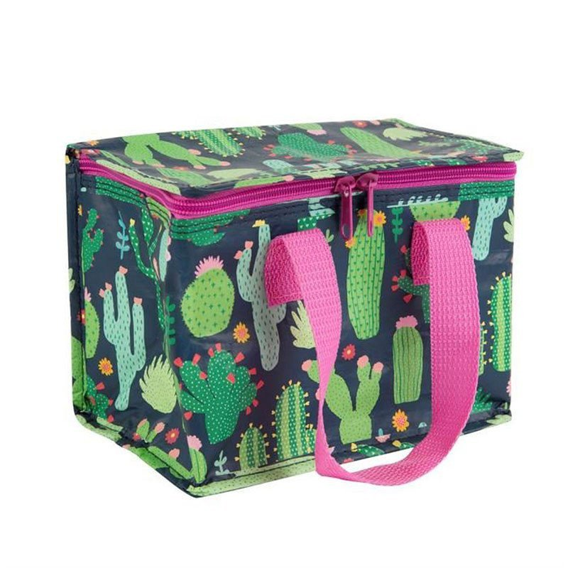 Lunch Bag motifs Cactus