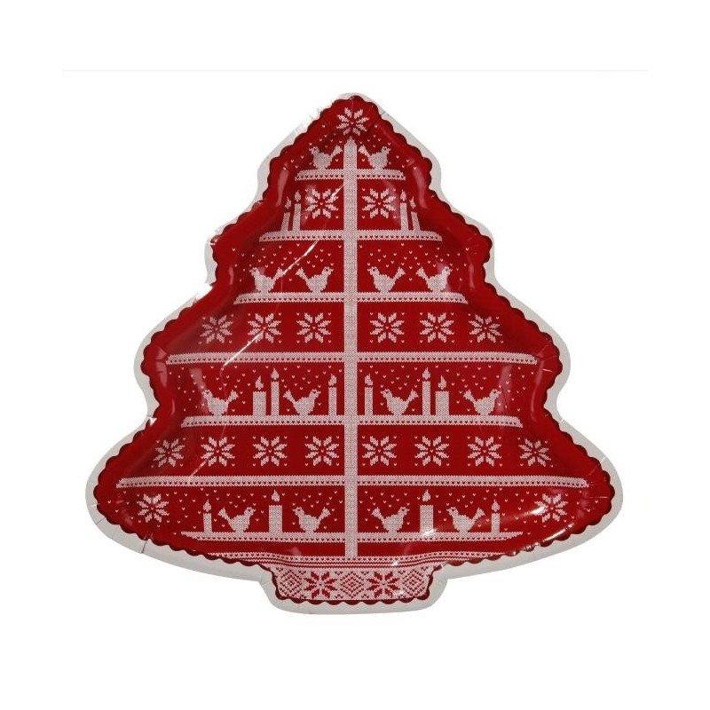 Plateau arbre de Noël