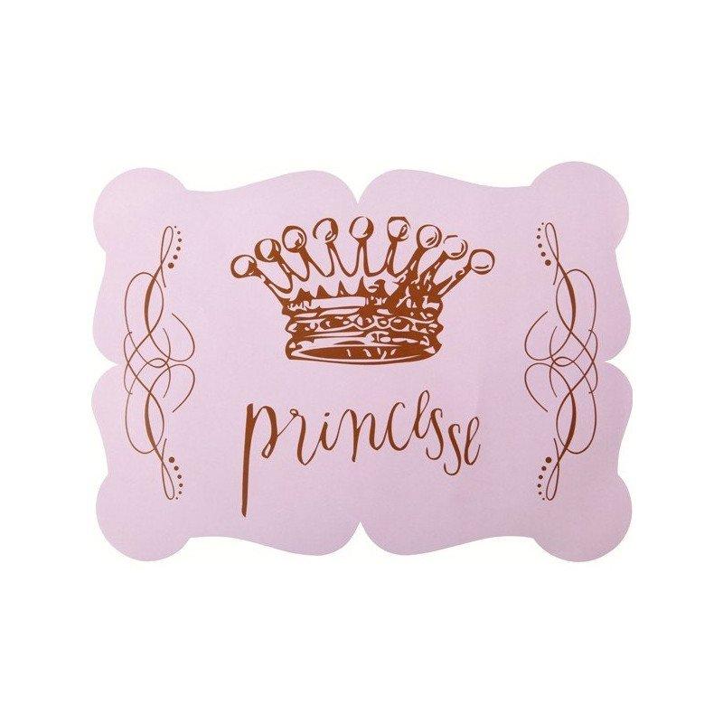 Set de table Princesse
