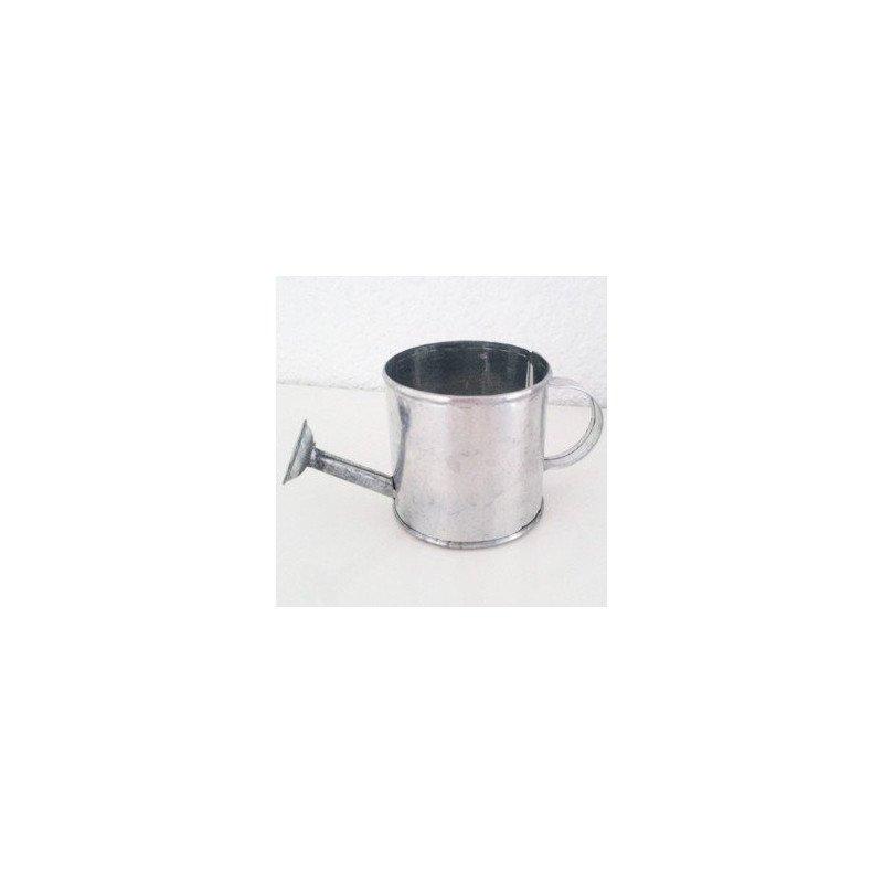 Petit arrosoir en zinc - 2 unités