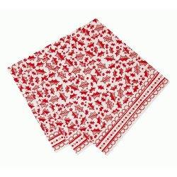 Petites serviettes Noël - 40 unités