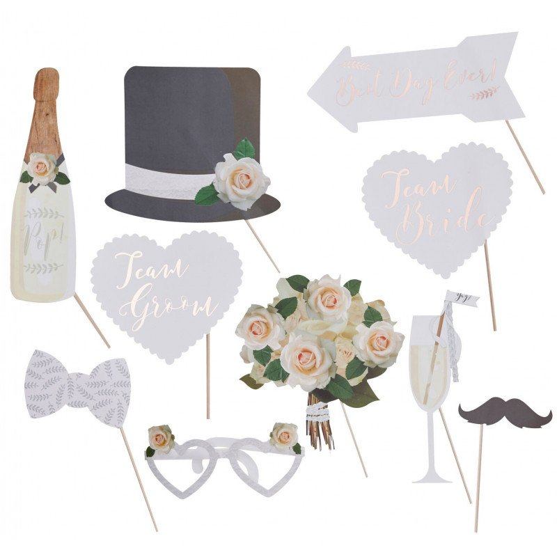 kit photobooth romantique