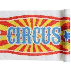 Chemin de table Cirque