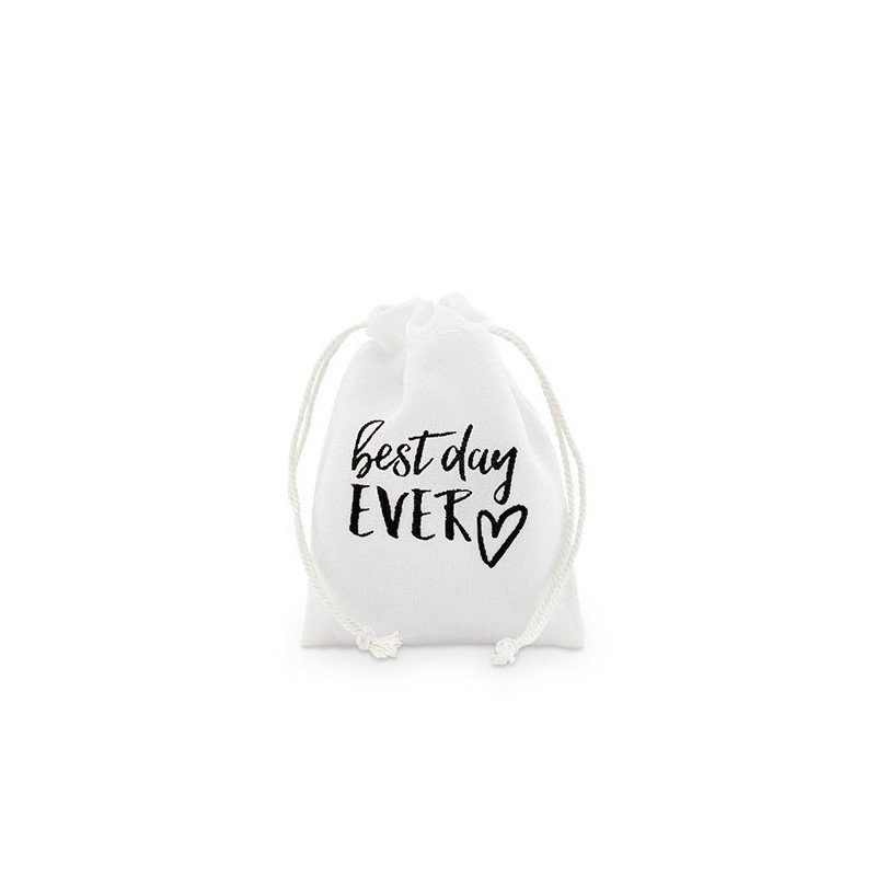 "Sachet ""Best day Ever"" 6 unites"