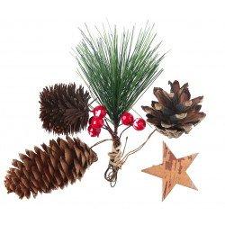 Assortiment Forestier Noël (x11)