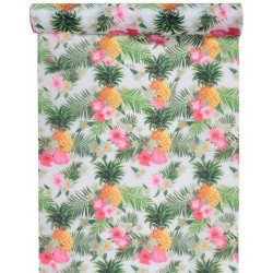 "Chemin de table ""Tropical"""