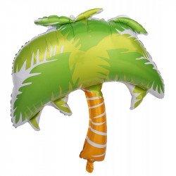 Ballon mylar cocotier - 70 cm