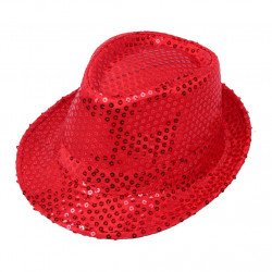 Chapeau / Borsalino anniversaire - Rouge