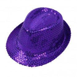 Chapeau / Borsalino anniversaire - Violet