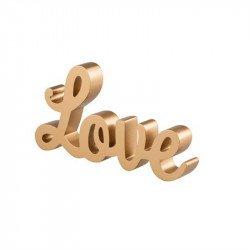 """Lettres dorées """"LOVE"""""""