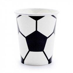 Gobelets Ballon de foot (x6)