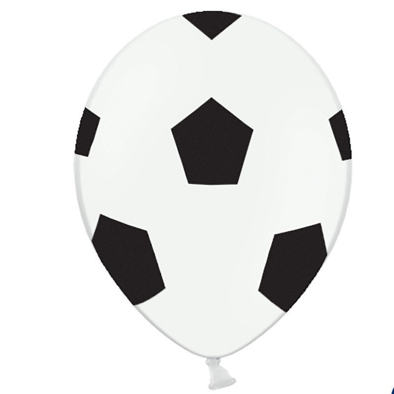 Ballon motifs foot (x6)