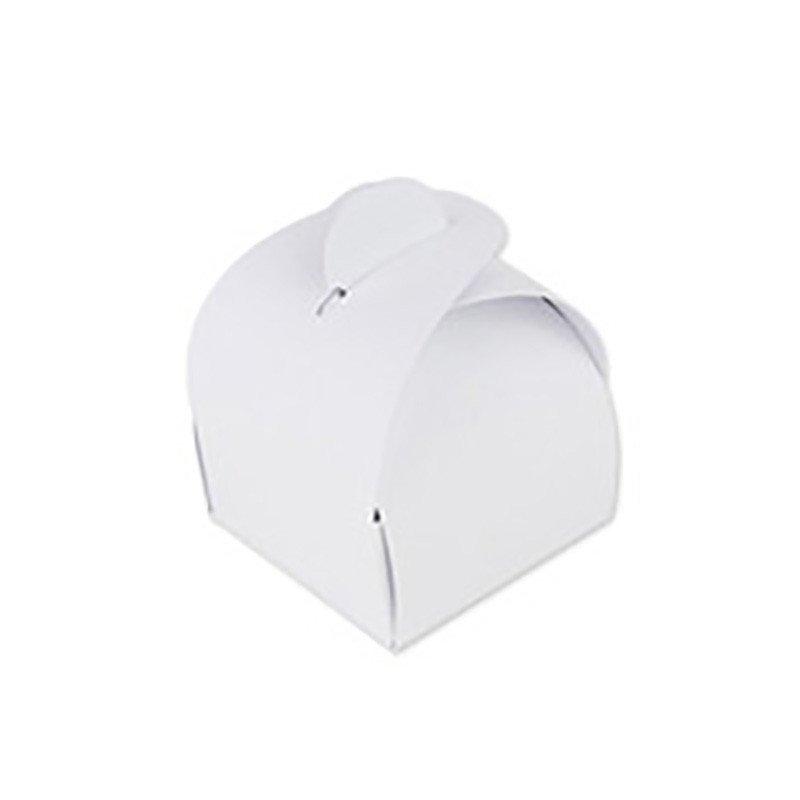Boîtes à dragées blanches (x10)