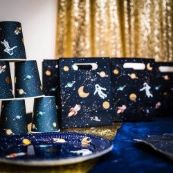 Kit anniversaire Astronaute (8 pers.)