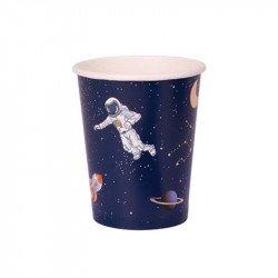 Gobelets Astronaute (x8)