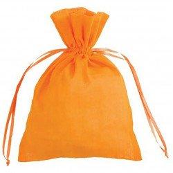 Sachets coton (x6) - Orange
