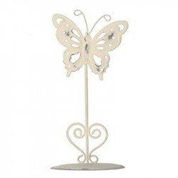 Marque-table papillon