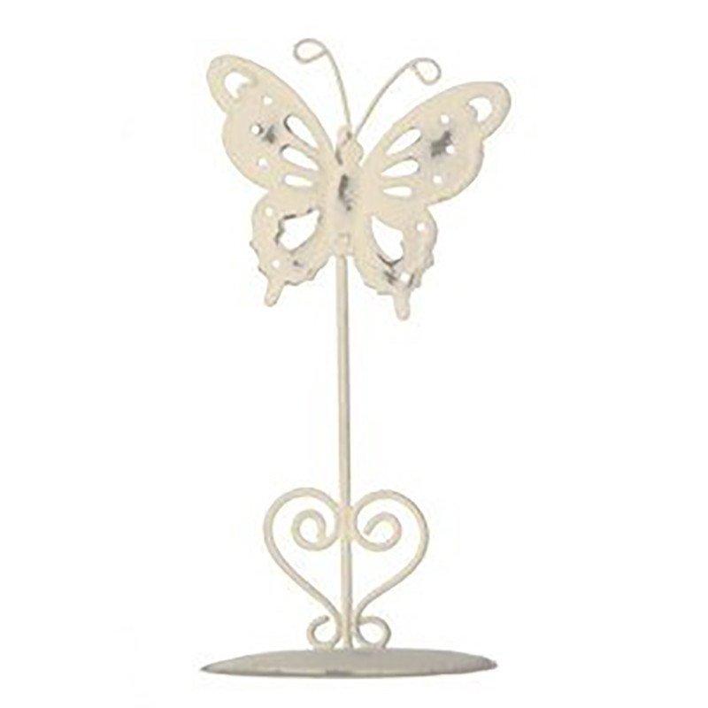 Porte nom de table papillon