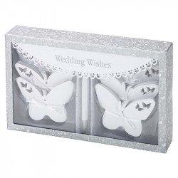 Cartes de souhaits Papillon (x54)