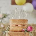 Bougies & déco gâteaux
