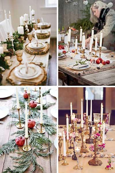 060 Bougies de mariage