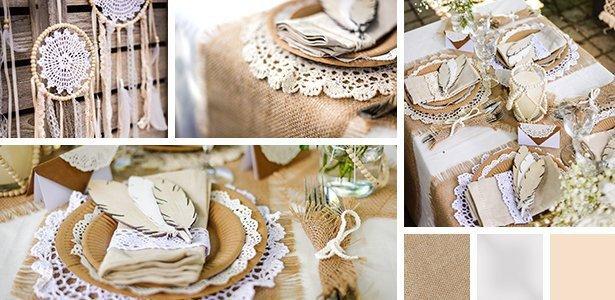 decoration de mariage - nouveauté