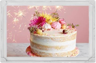 illustration décoration anniversaire